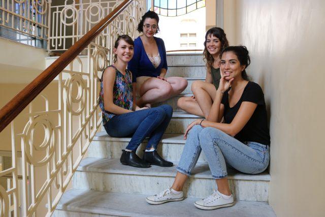 Aprendizes de Atuação e Humor na SP Escola de Teatro viajaram para o Chipre. Foto: Bruno Galvíncio/SP Escola de Teatro