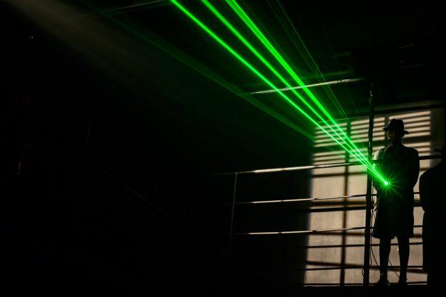 Experimento. Foto: Andre Stefano/SP Escola de Teatro