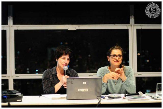 Alexandra Golik e Carla Candiotto