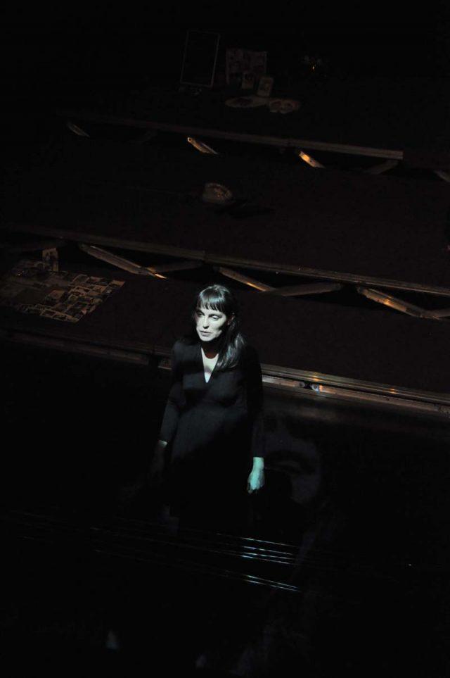 Espetáculo 'Apocalipse', do grupo português Teatro do Vestido