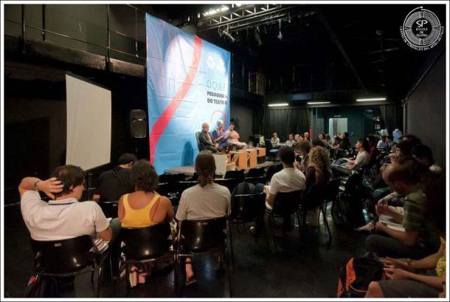 Colóquio 'O que é pedagogia do teatro'