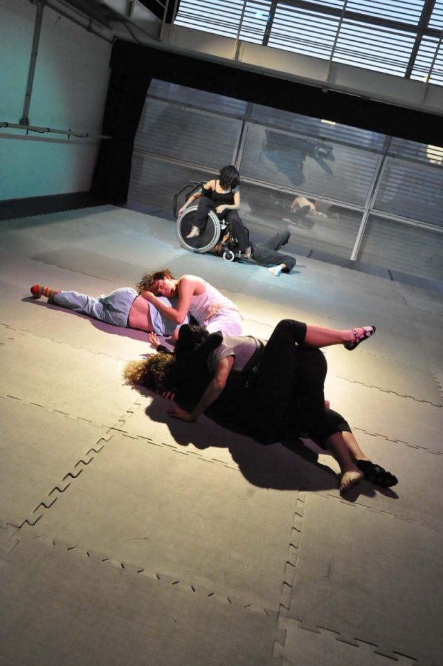 Curso 'Despertar do corpo no espaço', com Marcos Abranches