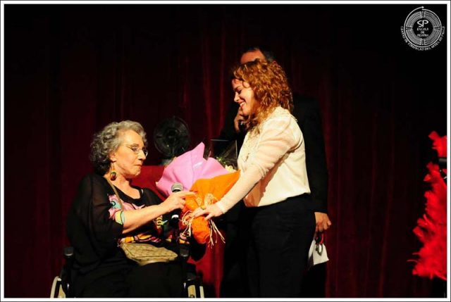 Homenagem a Maria Alice Vergueiro