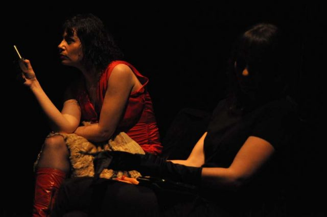 'Hecatombe', do Teatro do Vestido
