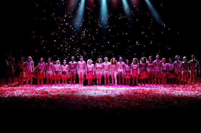 Espetáculo de dança 'No sacre'