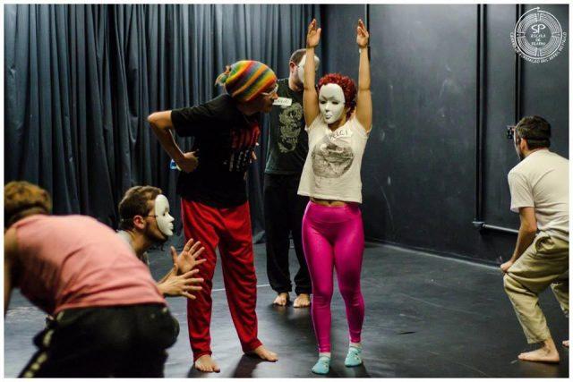 Expressão Corporal Histriônica Clown, com Maestro Clown