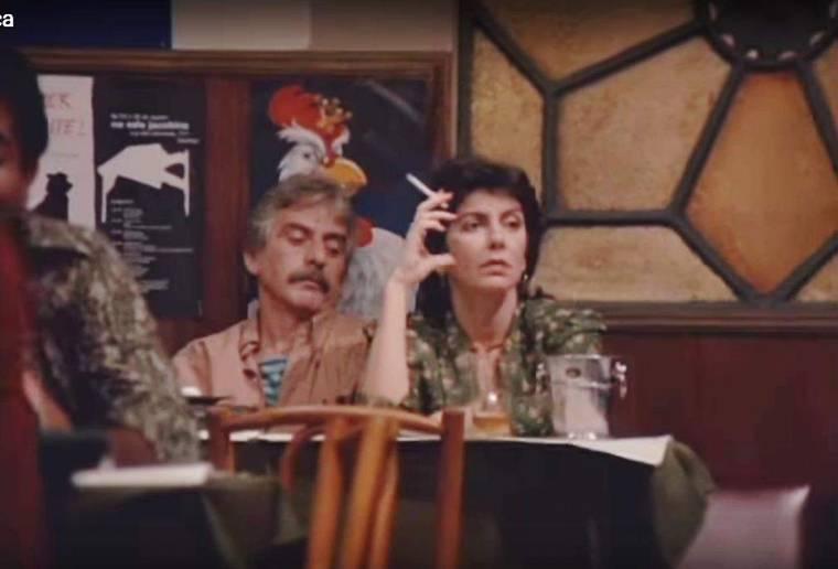 Cena do filme Bar Esperança- Divulgação