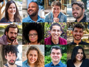 Comunicadores convidados analisam 12 espetáculos da Mostra Aldir Blanc na SP Escola de Teatro - Fotos: Edson Lopes Jr. e Higor Nery