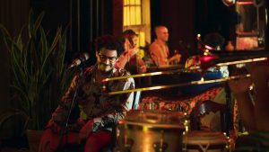 Criolo Samba em 3 Tempos está grátis no site do Teatro Unimed - Foto: Monique Gardenberg
